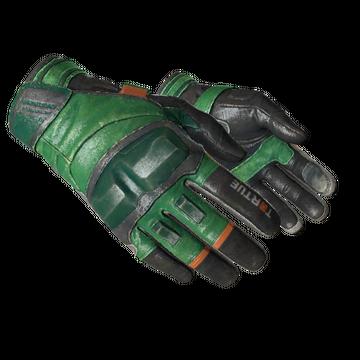 ★ Мотоциклетные перчатки Черепаха