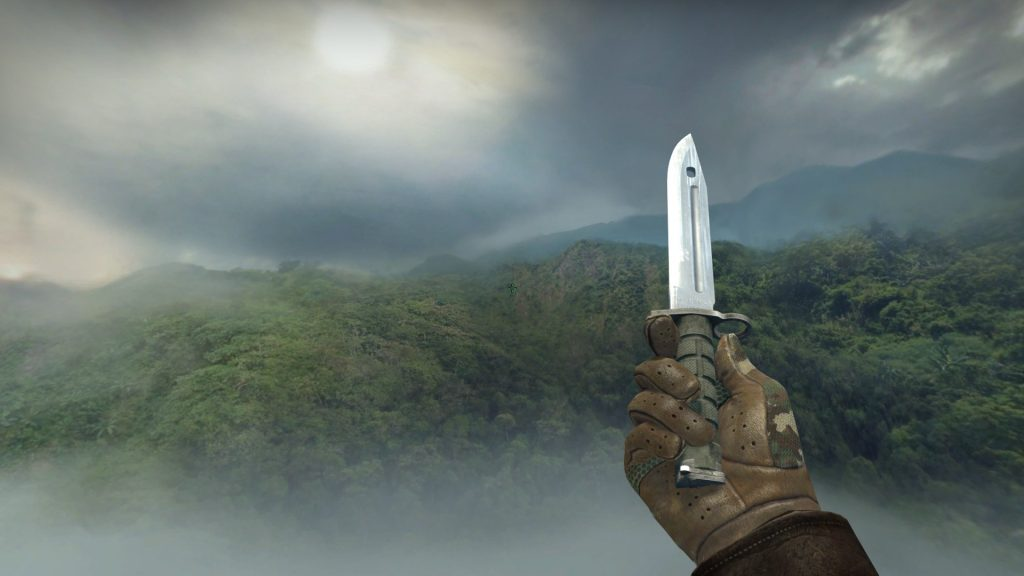 Bayonet Knife CSGO