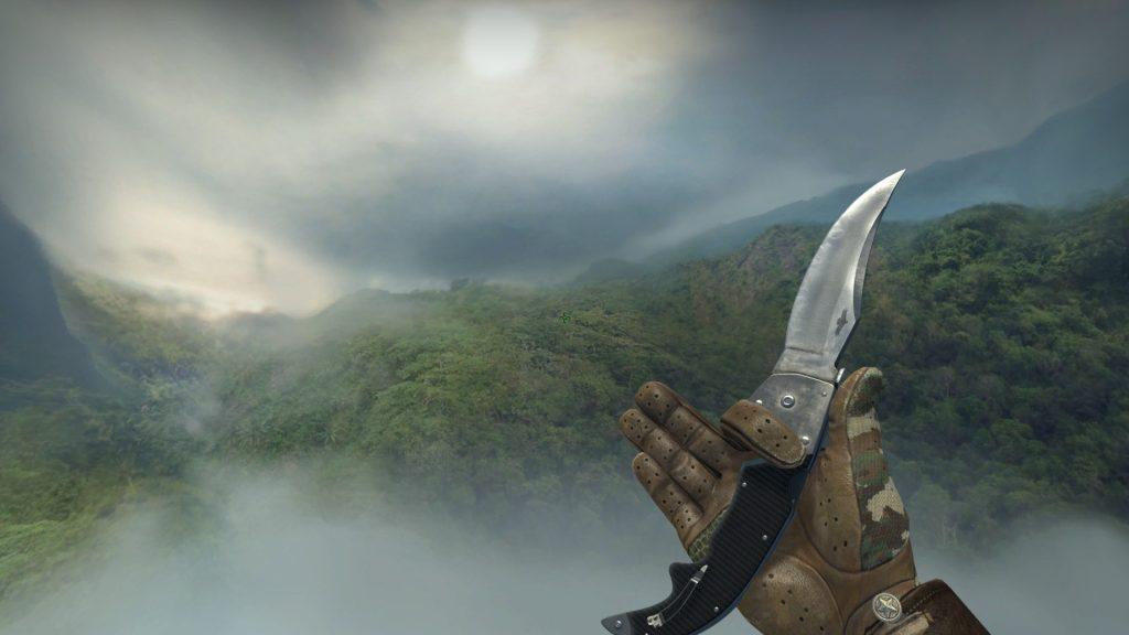 Falchion Knife CSGO