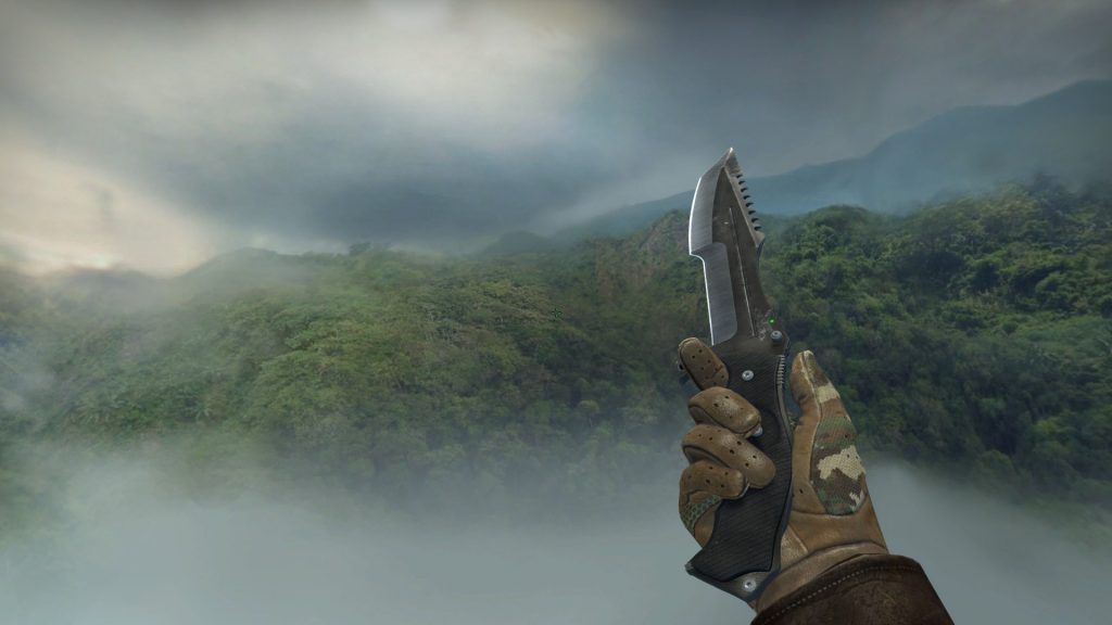 Huntsman Knife CSGO