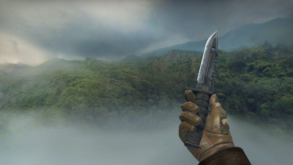 M9 Bayonet Knife CSGO