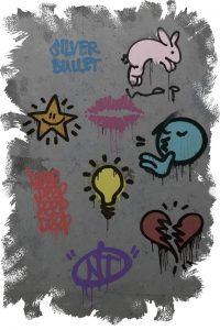 Новые граффити кс го из операции расколотая сеть «Shattered Web» 2