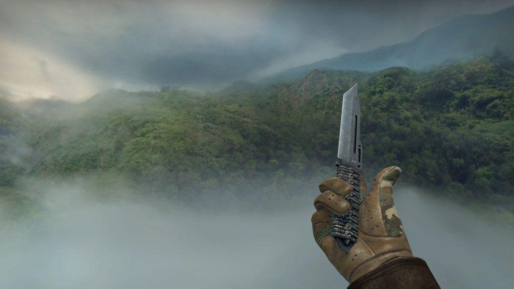 Paracord Knife CSGO