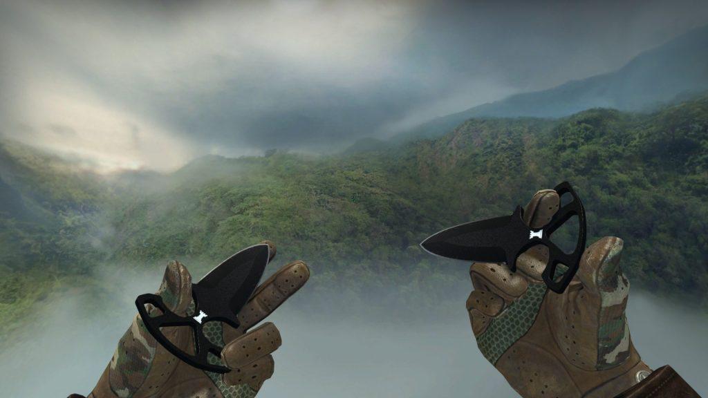 Shadow Daggers Knife CSGO