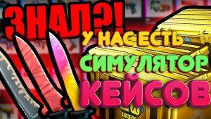 Симулятор-кейсов-ксго
