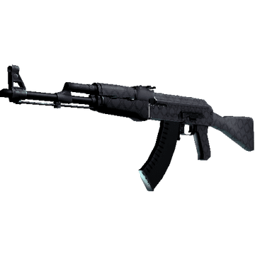 Ak-47 | Фиолетовое Барокко После Полевых Испытаний