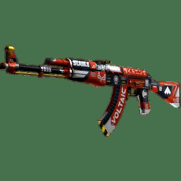 AK-47 Кровавый спорт