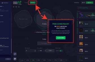 Csgofly.com кран с халявой выдающий каждые 3 минуты по 2 цента халявы на которые можно играть