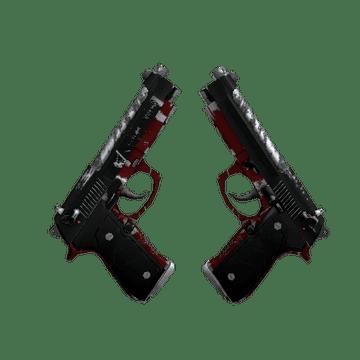 Dual Berettas Пантера