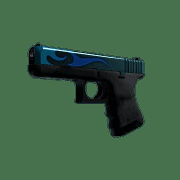 Glock-18 Горелка Бунзена
