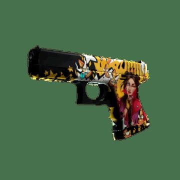 Glock-18 Королева Пуль