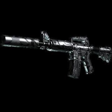 M4A1-S | Тёмная Вода - Немного Поношенное