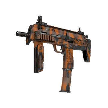 Mp7 Апельсиновая Корка