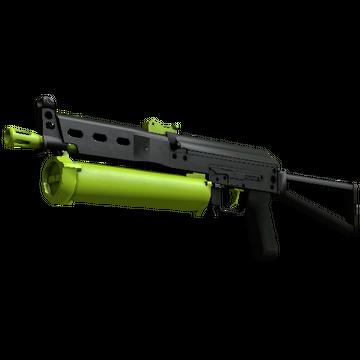 ПП-19 «Бизон» Химический зелёный