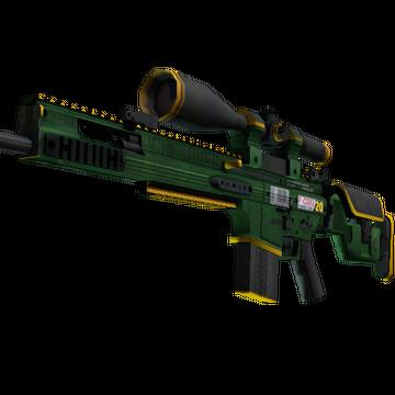 SCAR-20 Генератор