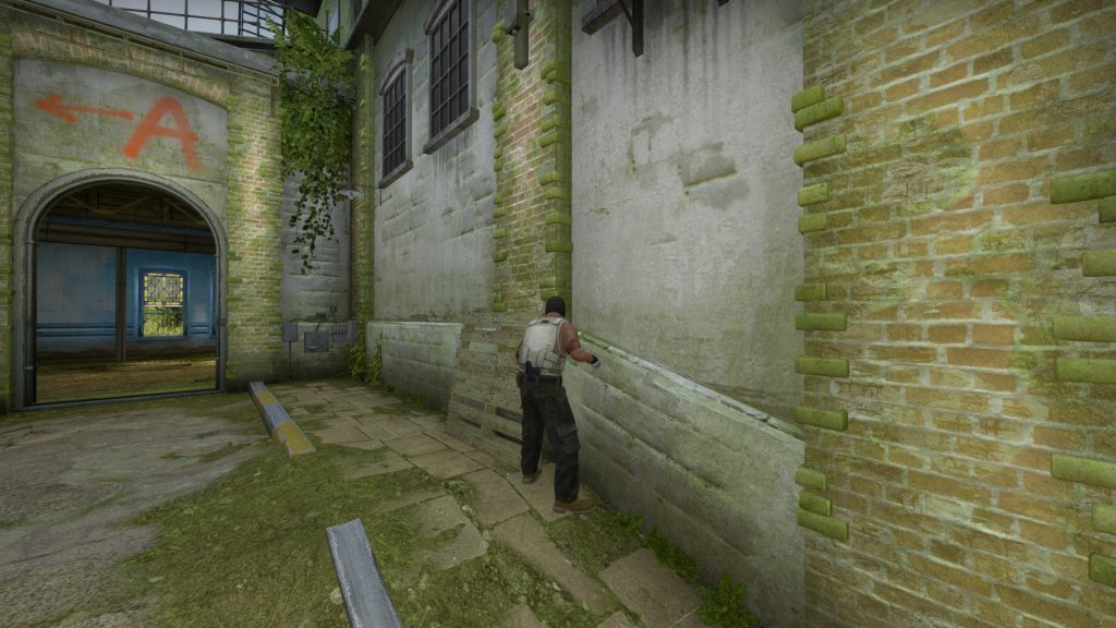 смок на балкон на плент А