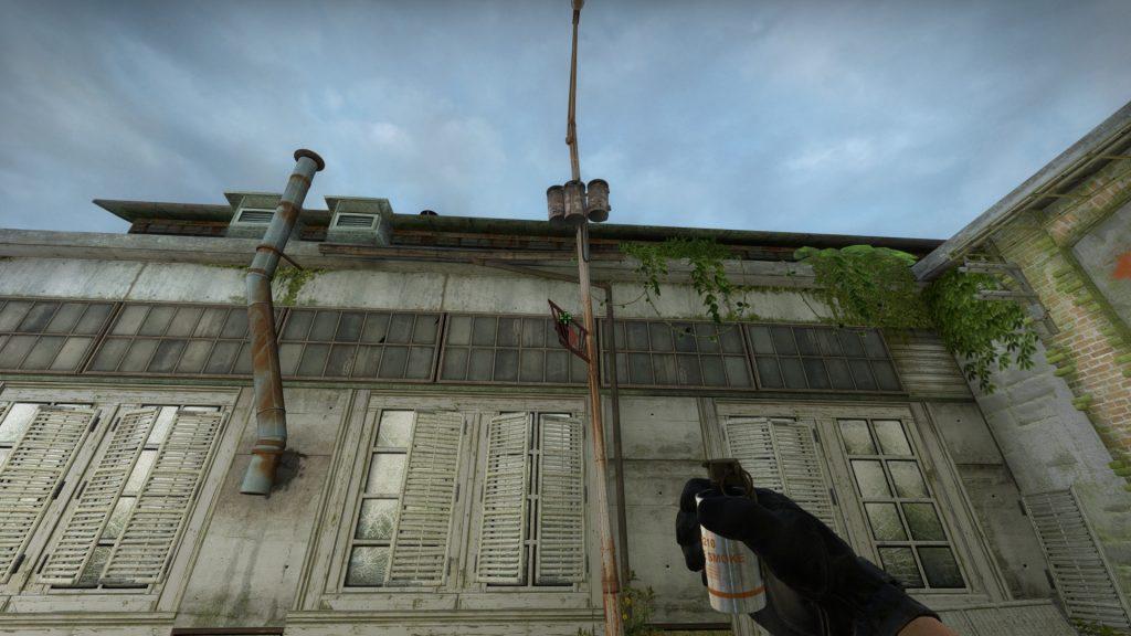 смок на балкон на плент А кс