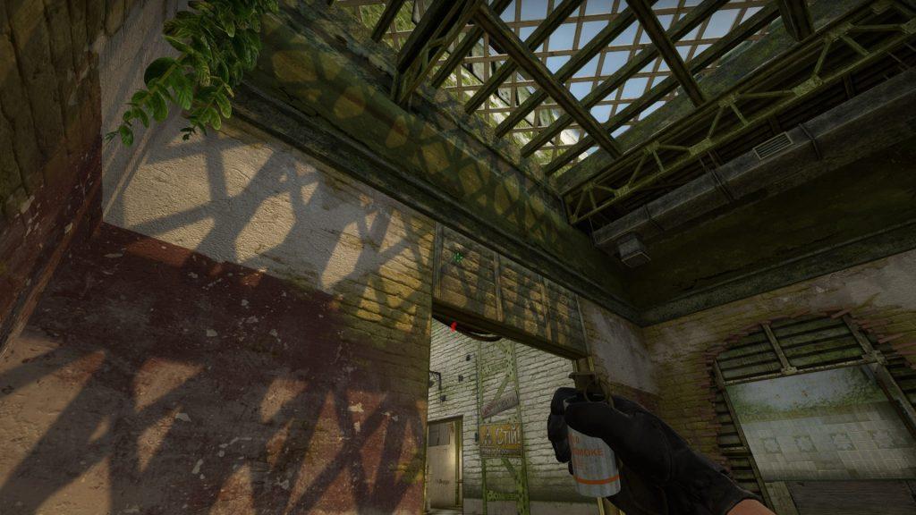 Курение на верхней палубе использованного растения X