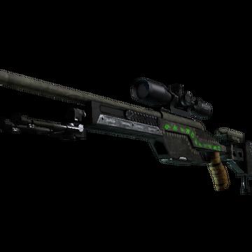 SSG 08 Некромант