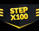 Stepx100 рулетка на рубли