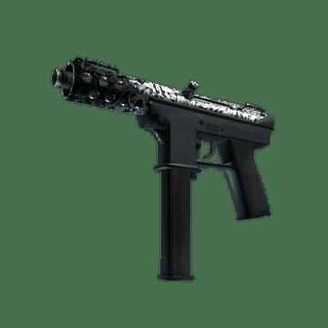 Tec-9 Трафарет