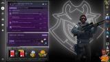 Фон G2 Анимированный для CS:GO – Panorama UI