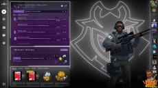 Фон G2 Анимированный для CS:GO - Panorama UI