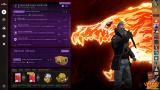 Фон Howl (Вой) анимированный для CS:GO – Panorama UI