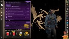 Фон с рамками NiP (Ninjas in Pyjamas) для CS:GO - Panorama UI