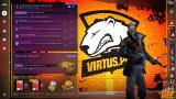 Virtus Pro Panorama UI – скачать бесплатно фон для главного меню игры CS:GO