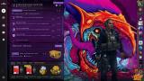 Фон Hyper Beast Panorama UI – скачать