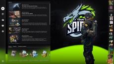 Фон Spirit Panorama UI - скачать