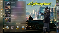 ?Фон Cyberpunk 2077 – для Panorama UI