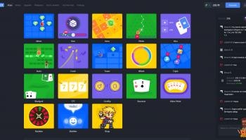 Play2x.com рулетка с 18 режимами игры. Есть ежедневная халява и промокоды. Каждые 15 минут крутим колесо для получения халявы. Вывод моментальный за 5 минут!