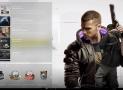 🔥Фон с главным героем Cyberpunk 2077 – для Panorama UI
