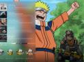 Анимированный фон Naruto Uzumaki – для Panorama UI