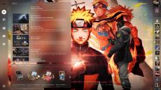 Наруто Узумаки (Naruto) фон для Panorama UI