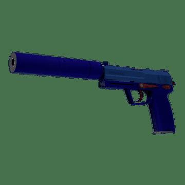Usp-S | Королевский Синий Прямо С Завода